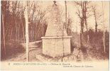 91. BOISSY-LA-RIVIERE. Château De Bierville. Entrée Du Chemin Du Calvaire. 11 - Boissy-la-Rivière