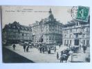 LE MONT DORE - Place Michel Bertrand. - Le Mont Dore