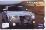CHRYSLER * PREPAID CARD JAPAN (20)  CARD PREPAYEE JAPAN * KARTE * VOITURE * CAR * AUTO - Cars