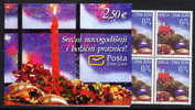 SERBIA & MONTENEGRO 2003 Christmas  Booklet MNH / **  Michel 3167 MH - Booklets