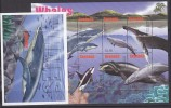 PGL AB473 - GRENADA Yv N°4271/76 + BF ** ANIMAUX ANIMALS - Grenada (1974-...)