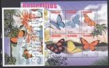 PGL AB475 - GRENADA Yv N°4219/24 + BF ** ANIMAUX ANIMALS - Grenada (1974-...)
