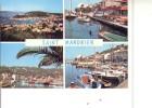 CPSM - SAINT MANDRIER - 4 VUES - EDITIONS YPA - Saint-Mandrier-sur-Mer