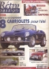 Rétro Passion N°117 (cabriolet Pour L'ete) - Littérature & DVD