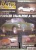 Rétro Passion N°118 (porche 356 Alpine A 108) - Literature & DVD