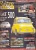 Rétro Passion N°122 (fiat 500) - Littérature & DVD