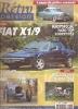 Rétro Passion N°132 (fiat X1.9) - Littérature & DVD