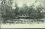 """The Lake, Golders Hill, Hampstead"",   C1915. - London Suburbs"