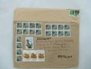 VEND DEUX LETTRES D ' OUGANDA  , N° 917 - 960 - 1238 X 20 - 2020 X 3 - 2028 - Uganda (1962-...)