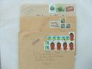 VEND TROIS LETTRES D ´ OUGANDA  , N° 1708 X 5 - 915 X 7 - 1238 X 3 - 1343 - 1329 - 1750 - 1934 - Uganda (1962-...)