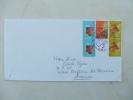 VEND LETTRE D ´ ARGENTINE , N° 2191 X 2 , 2203 X 2 , 2210 - Storia Postale