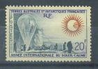 VEND TIMBRE DES T.A.A.F. N° 21 , XX  !!!! - French Southern And Antarctic Territories (TAAF)