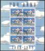 Zu 49 PRO AERO 1988 JU-52 Obl. 1er Jour DÜBENDORF SBK 20,- + - Poste Aérienne