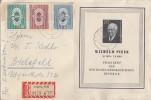 DDR R-Brief Mif Minr.Block16,786-788 Leipzig - DDR
