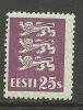 ESTLAND Estonia 1929 Michel 83 * - Estonia