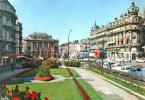 MONTPELLIER (Hérault) - Place De La Comédie, Au Fond, Le Théâtre - TBE, Carte Neuve - Montpellier