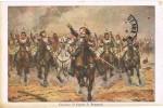 Postal De Bonnaud. Carga De Caballeria 1915 - Otras Guerras