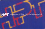 Hrvatska Posta Blue - Kroatien