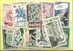 France  Années Completes (o) 1960 (53 Timbres) - France