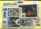 France  Années Completes (o) 1961 (44 Timbres) - France