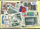 France  Années Completes (o) 1966 (43 Timbres) - France