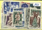 France  Années Completes (o) 1967 (33 Timbres) - France
