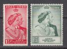 Aden - Kathiri 1949 Silver Wedding, Mint No Hinge, Sc# 14-15 - Aden (1854-1963)