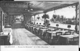 "92-BAS  MEUDON - Terrasse Du Restaurant "" A La Pêche Miraculeuse "" - Meudon"