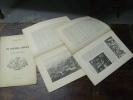 1900 - 1919      UN  DOUBLE AMOUR  (Louise De La Vallière)         Par Claude Ferval - Livres, BD, Revues