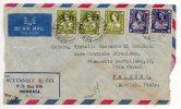 KENYA-UGANDA  /  ITALIA  (Palermo)  - Cover_Lettera  1960 - AIR MAIL - Kenya, Uganda & Tanganyika