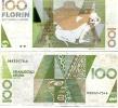 Aruba 100 Florin P-New 2008 UNC - Altri – Oceania