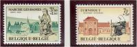 Belgique 1571/72 **  --  Moins Que La Poste !  -- - Unused Stamps