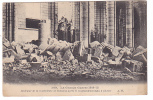 20634 Grande Guerre 1914 Intérieur Cathedrale Soissons France Bombardement 5 Fév A.R. - Guerre 1914-18