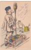 20646 Les Honneurs à Jules. Dép P.Cie -water Odeur Militaire Crotin Balai - Humoristiques