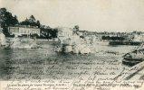 FOTO  GUERRE 1914  PONT DE PIERRE DE LAGNY THORIGNY  CIRCULADA 1914     OHL - Postkaarten