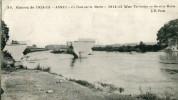FOTO  GUERRE 1914  ANNET  LE PONT SUR LA MARNE      OHL - Postkaarten
