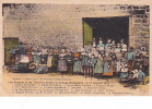20651 Voyants Temoins Grange Barbedette 1871, Magasin Jeanne D'arc Pommier Pontmain 53 France-colorisée - Lieux Saints