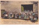 20651 Voyants Temoins Grange Barbedette 1871, Magasin Jeanne D'arc Pommier Pontmain 53 France-colorisée