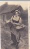 20657 Salons Paris -Camille Bellanger , La Fille Du Fermier. ND 1786 Dt Oeuf Poule - Peintures & Tableaux