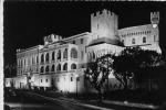 Monaco Le Palais Du Prince La Nuit 1959 - Monaco