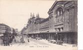 20666 Paris France La Gare Du Nord, ND Attelage - Gares - Sans Trains