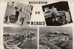 Souvenir De Monaco 1955 - Monaco