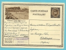 Carte Postale Illustrée (4ème Série) - Tennis KNOCKE-AAN ZEE / KNOCKE-SUR-MER - Illustrat. Cards