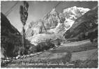 COURMAYEUR Monte Bianco Mont Blanc  Ghiacciaio Della Brenva Glacier - Italia