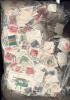 493 GRAMOS DE ESTAMPILLAS USADAS DE URUGUAY - SOLD AS IS - SE VENDE COMO ESTA BOLLI BOLLO ZEGELS LOTE LOT SELOS SELLOS - Lots & Kiloware (mixtures) - Min. 1000 Stamps