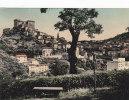 Soriano Nel Cimino-viterbo-viaggiata 1954-panorama - Viterbo