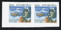Antarctica Post Hillary/Scott Base Printing Trial. - New Zealand