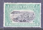 Belgium Congo 41  * - Belgian Congo