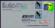 Registered Letter From BULOLO To USA   MiNr  649 II X 2, 816 - Papua New Guinea