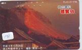 Volcan Volcano Vulkan Sur Telecarte (131) - Volcans